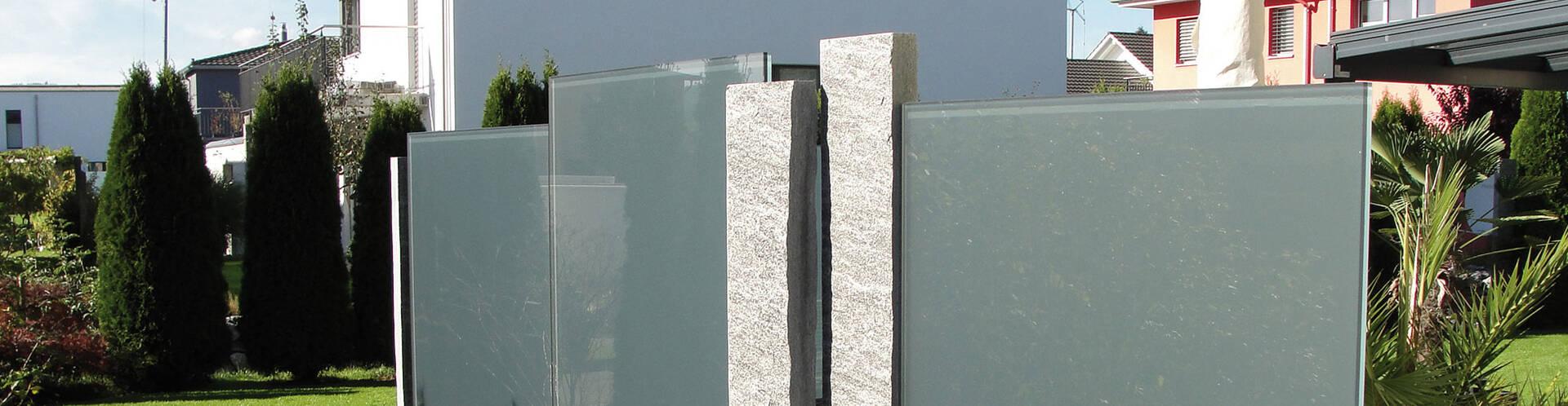 Zaunteam   Sichtschutz Zäune und Tore aus Glas